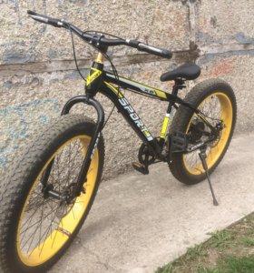 Фетбайк ( велосипед )