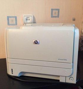 Продам Принтер HP LaserJet P2035