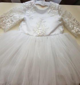Платье праздничное 92-98р