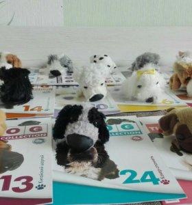 Коллекция собачек с журналом (The Dog Collection)