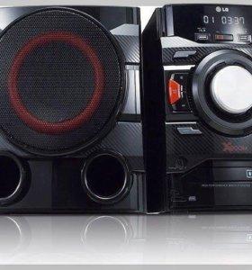 Мини система LG CM4550