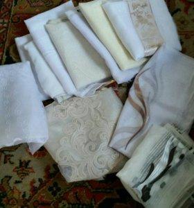 Новые куски ткани