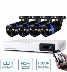Комплект видеонаблюдения супер предложение