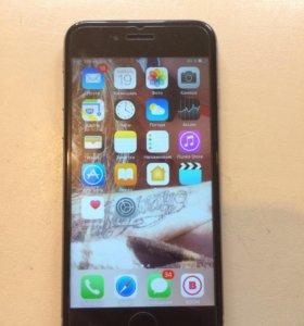 iPhone 6 64gb отличное состояние