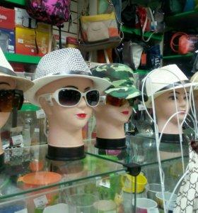 Бейсболки, шляпы, кепки