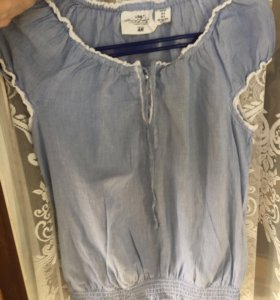 Легкая блузка