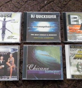 Коллекция аудиодисков (CD audio)