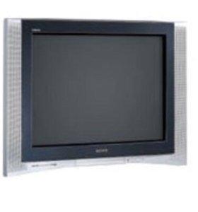 Телевизор Sony 29'' работает с дефектом