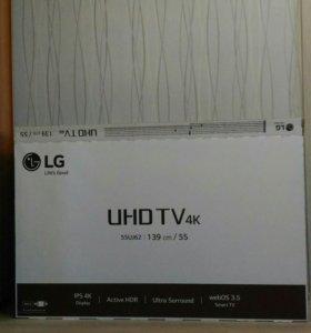 Коробка от телевизора LG 55 диагональ