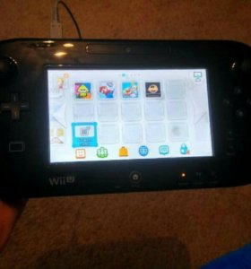 Nintendo WiiU Premium Pack (прошитая)