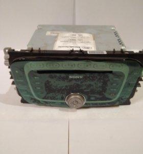 Магнитола на форд Mondeo07-14 Sony(1676133)