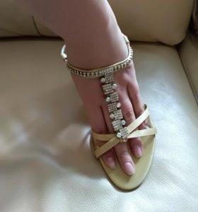 Босоножки туфли размер 39