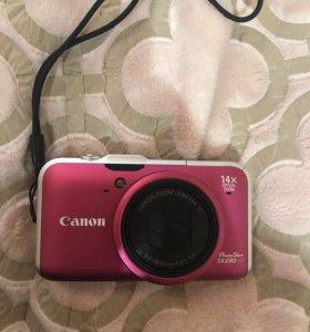 Фотоаппарат сенсорный новый