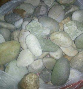 Крупные камни