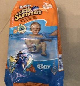 Подгузники для плавания, для бассейна. Новые