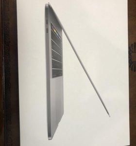 Apple MacBook Pro i7, ssd 256, 15 дюймов touch bar