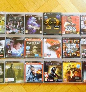 Лицензионные игры для Sony PS3