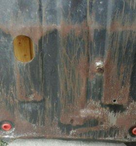 Защита двигателя фольксваген бора 1998-2005