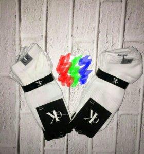 Носки мужские adidas,cK,NIKE