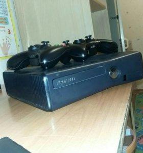 Продам Xbox-360 со всем комплектом