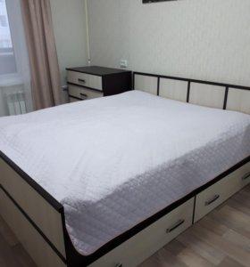 Кровать + комод