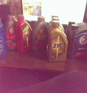 Zic моторное масло 1 л.