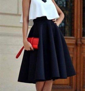 Юбка+ блузка