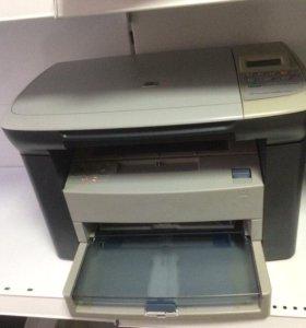 Мфу HP LaserJet M1005 *(три в одном)