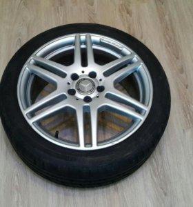 Колеса AMG (original)18 на Mercedes