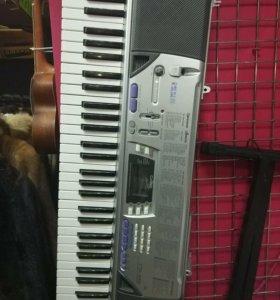 Casio синтезатор