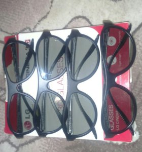 Очки 3D от теливизора