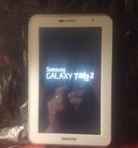 Планшет Samsung galaxy tab2 7.0