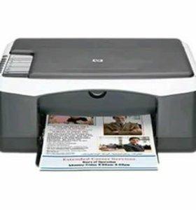 МФУ HP Deskjet F2180 (принтер, сканер, копир)