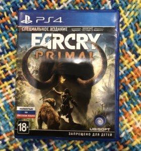 Far cry primal на PS4
