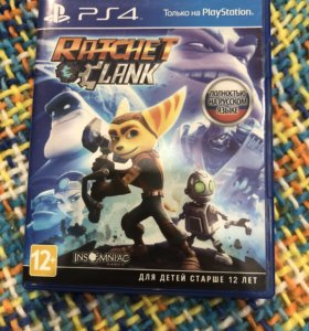 Ratchet and Clank на PS4