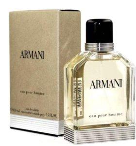 Туалетная вода мужская Armani eau pour Homme 50 мл