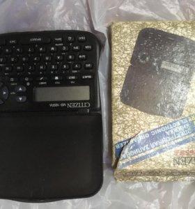 Электронная записная книжка Citizen MB-165R