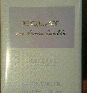 Туалетная вода Eclat Mademoiselle Орифлейм