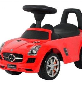 Каталка Mercedes Benz sls amg