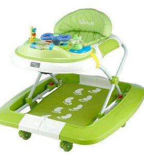 Ходунки-трансформер Happy Baby (3 в 1)