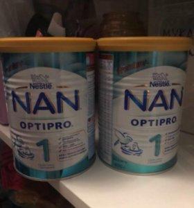 Детская смесь Nan