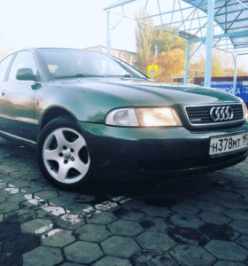 Audi A4, 1998