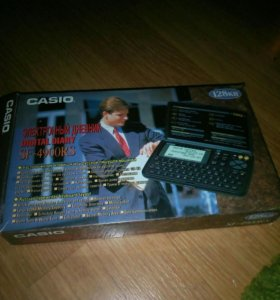 Электронный дневник Casio