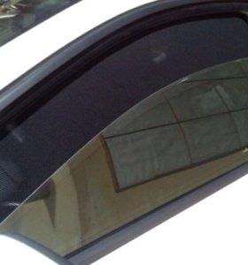 Каркасные шторки Nissan Primera