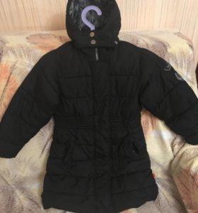 Пальто детское, для девочки