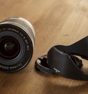 Fujifilm XF 10-24mm 1:4 R OIS