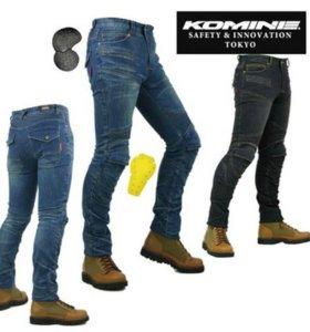 Мотоциклетные штаны komine 718