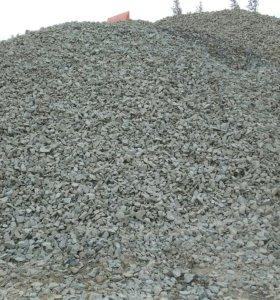 Песок, щебень, щепа, опил, торф, вывоз мусора