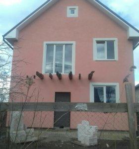 Фасадные работы качественно, в срок.утепление фаса