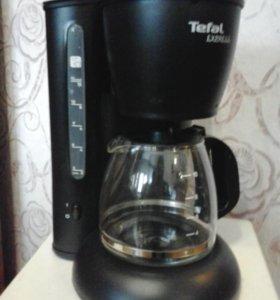 кофеварка tefal CM4105.
